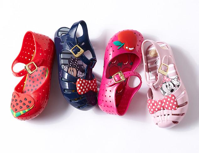 Mini Melissa Shoes at MyHabit